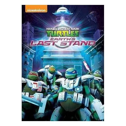 Teenage Mutant Ninja Turtles: Earth's Last Stand (DVD) - image 1 of 1