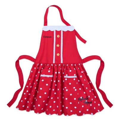 Disney Minnie Mouse Adult Cooking Apron