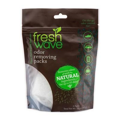 Fresh Wave Odor Removing Packs - 6ct