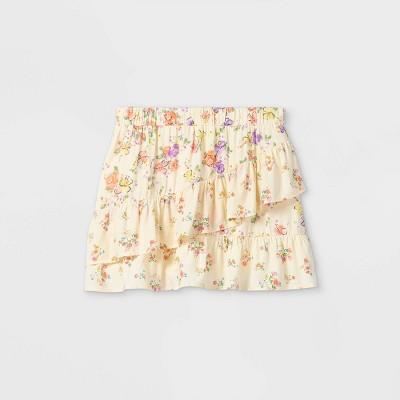Girls' Ruffle Skirt - art class™