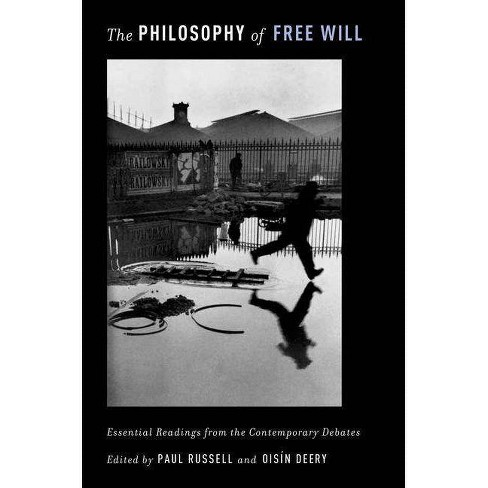 The Philosophy of Free Will - (Paperback) - image 1 of 1