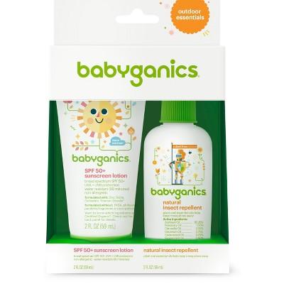 Babyganics Outdoor Essentials Duo Pack