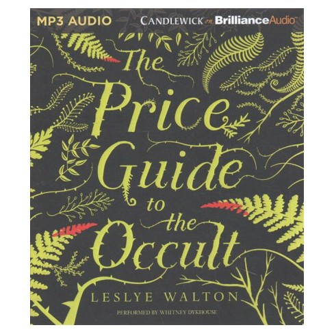 Acqua (italy)'s review of the price guide to the occult.