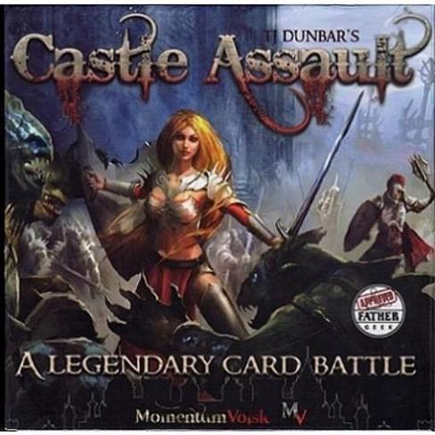 Castle Assault Board Game - image 1 of 1