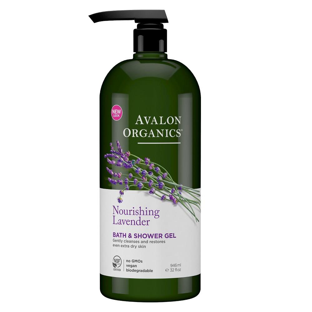 Image of Avalon Lavender Bath & Shower Gel- 32oz
