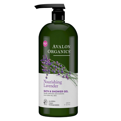 Avalon Lavender Bath & Shower Gel- 32oz - image 1 of 1