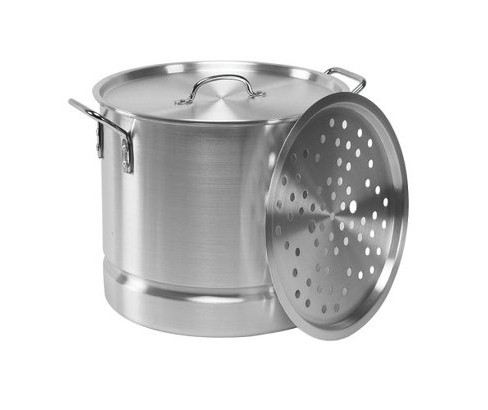 Imusa 20qt Tamale/Seafood Steamer - image 1 of 2