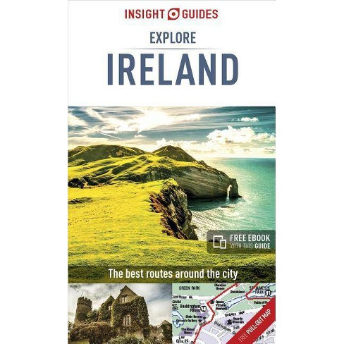Insight Guides Explore Ireland (Travel Guide with Free Ebook) - (Insight Explore Guides) 2(Paperback) - image 1 of 1