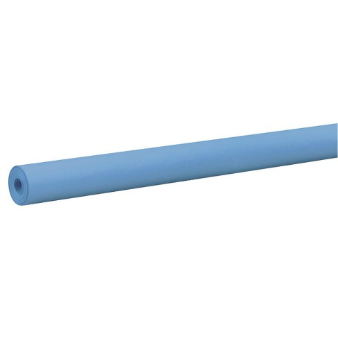 Rainbow Duo-Finish Kraft Paper Roll, 40 lb, 36 Inches x 100 Feet, Brite Blue - image 1 of 1