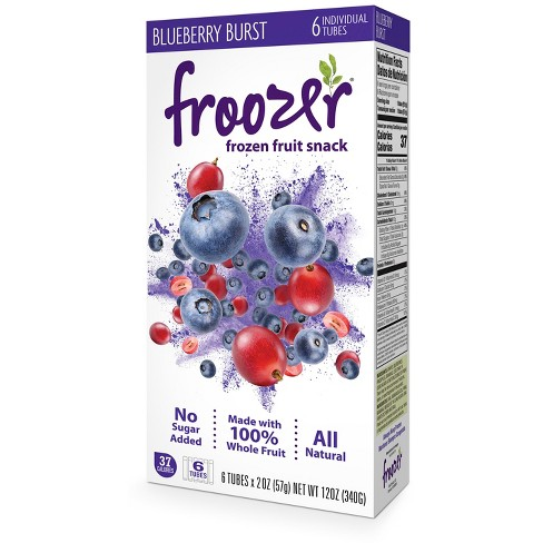 Froozer Blueberry Burst Frozen Fruit Snack - 12oz - image 1 of 1