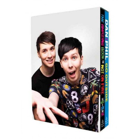 Dan And Phil Boxed Set Hardcover Howell Lester Target