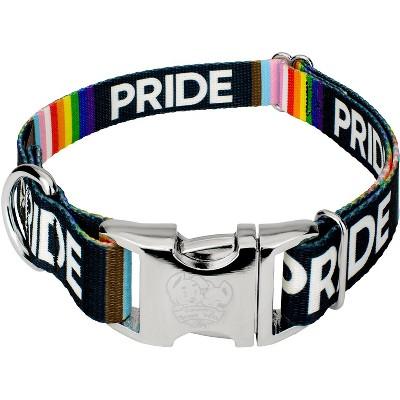 Country Brook Petz® Premium Pride Dog Collar