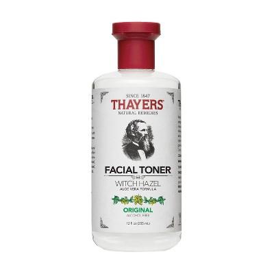 Thayers Witch Hazel Alcohol Free Original Toner – 12oz