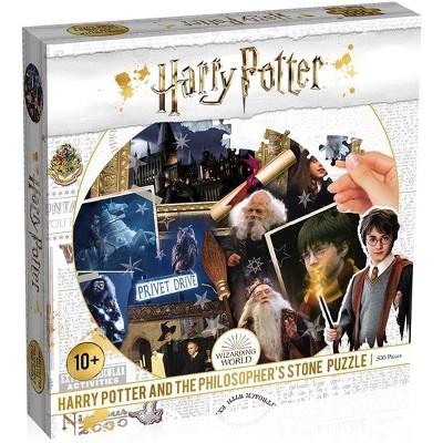 Top Trumps Harry Potter Philosophers Stone 500 Piece Jigsaw Puzzle