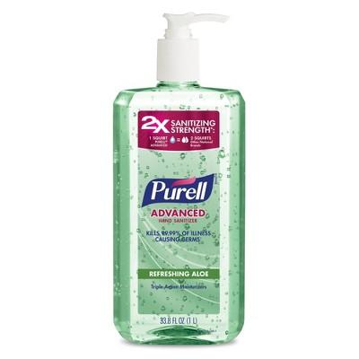 Purell Aloe Hand Sanitizer