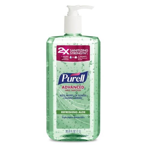 Purell Aloe Hand Sanitizer - image 1 of 3