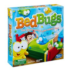 Bed Bugs Game, board games