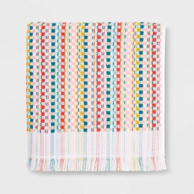 Multi Striped Sonoma Bath Towel - Opalhouse™