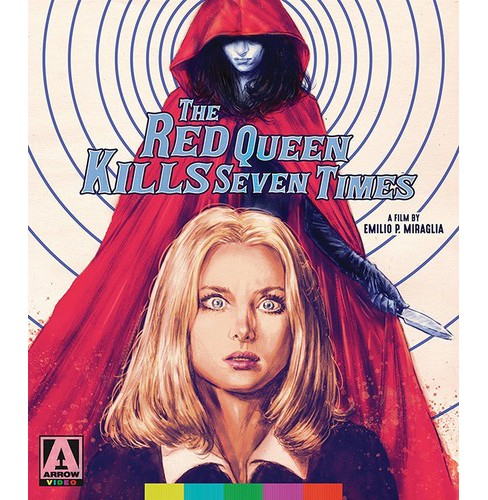 Red Queen Kills Seven Times (Blu-ray) - image 1 of 1