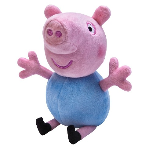 c4865253d Peppa Pig Plush With Sounds - George : Target
