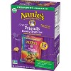 Annie's Friends Bunny Organic Grahams Baked Snacks - 12oz - image 2 of 3