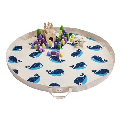 Whale Play Mat - 3 Sprouts