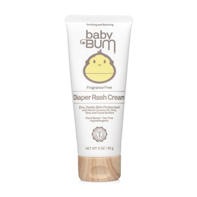 Baby Bum Diaper Rash Cream - 3oz