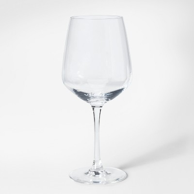19oz 4pk Glass Bellavista Red Wine Glasses - Project 62™