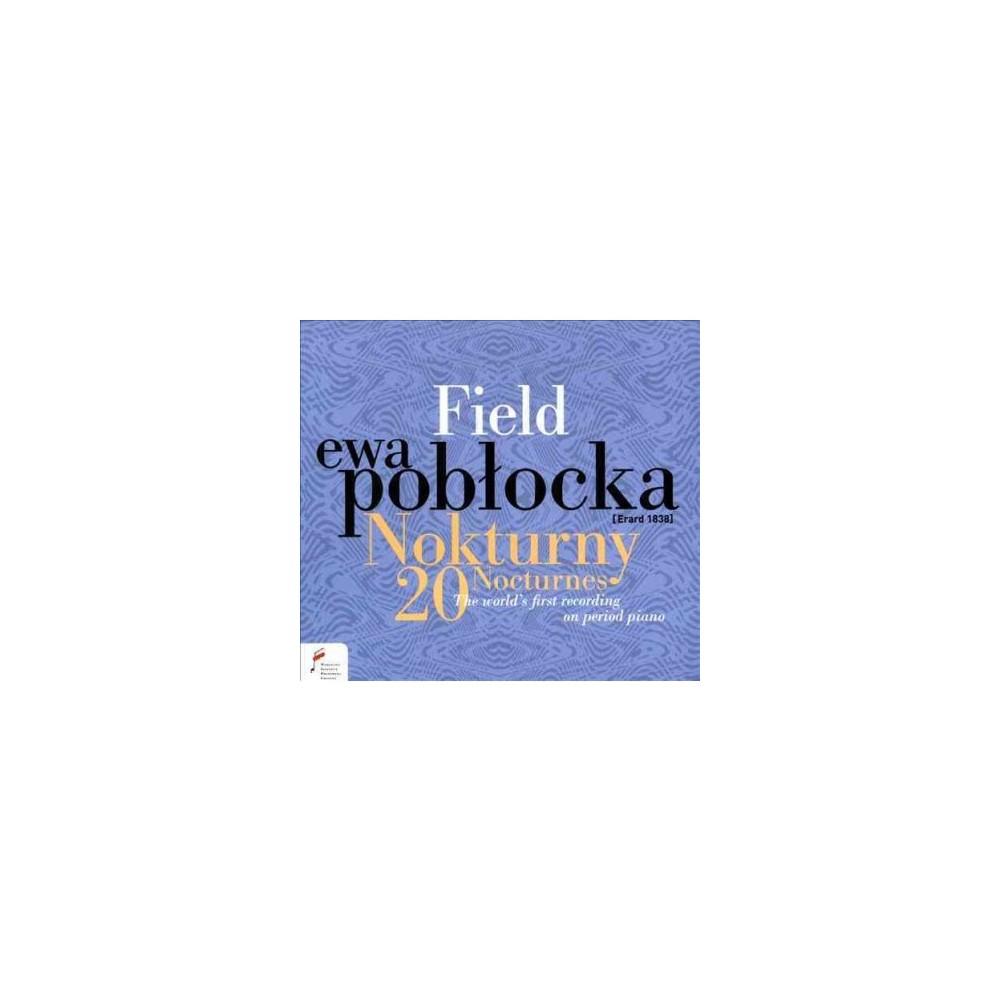Ewa Poblocka - Field:20 Nocturnes (CD)