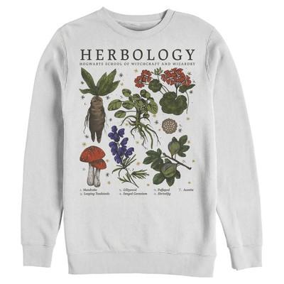 Men's Harry Potter Hogwarts Herbology Sweatshirt