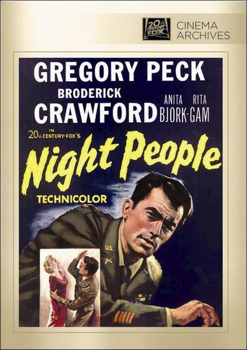Night People (DVD) - image 1 of 1