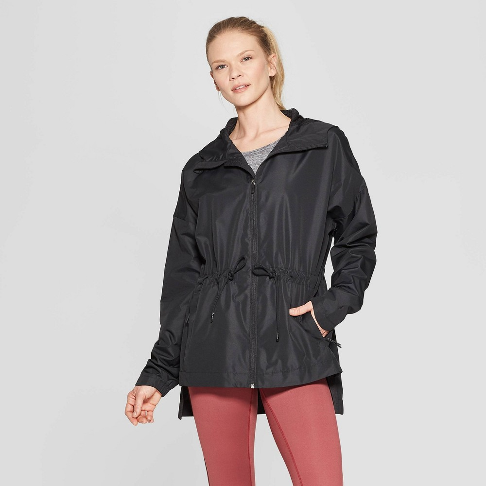 Women's Anorak Jacket - C9 Champion Black XS