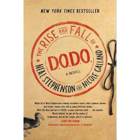 The Rise and Fall of D.O.D.O. - by  Neal Stephenson & Nicole Galland (Paperback) - image 1 of 1