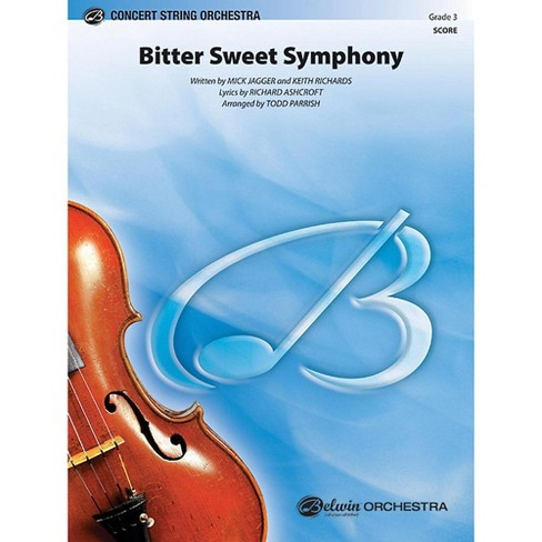 Alfred Bitter Sweet Symphony String Orchestra Grade 3 - image 1 of 1