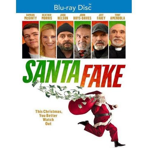 Santa Fake (Blu-ray) - image 1 of 1