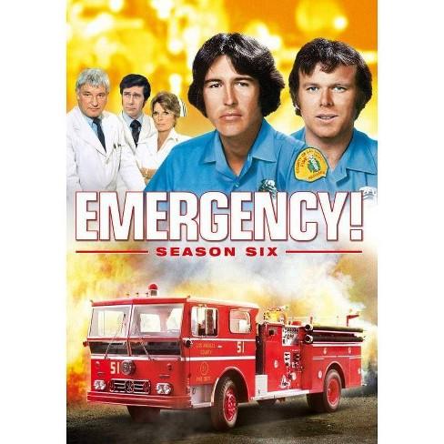 Emergency! Season Six (DVD) - image 1 of 1
