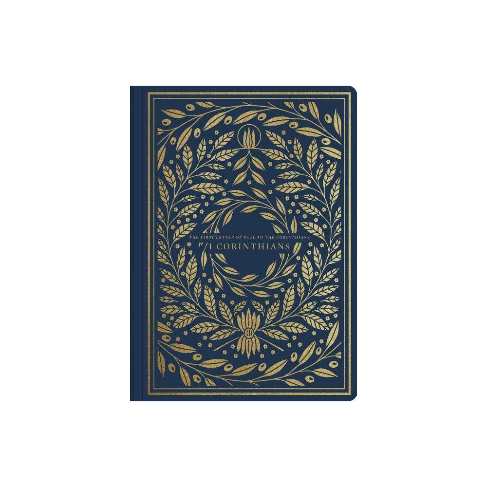 1 Corinthians Esv Illuminated Scripture Journal Paperback