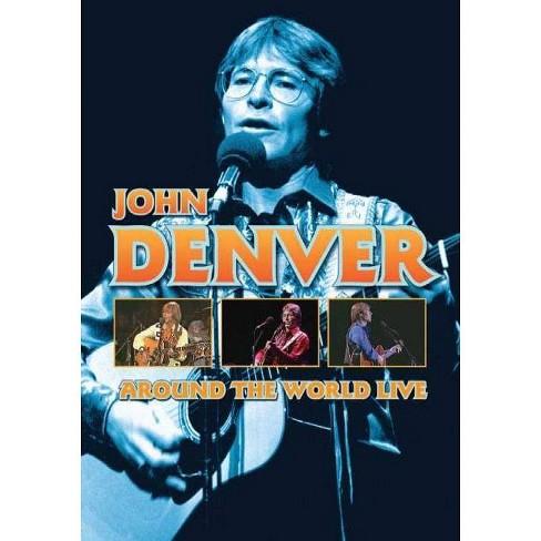John Denver: Around The World Live (DVD) - image 1 of 1