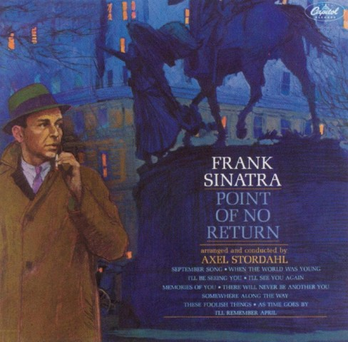 Frank Sinatra - Point Of No Return (CD) - image 1 of 1