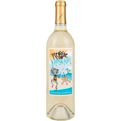 Reggae Moscato White Wine - 750ml Bottle