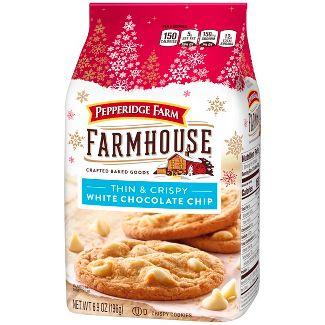 Pepperidge Farmhouse White Chocolate Chip Cookies - 6.9oz