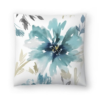 Americanflat Finesse Ii by Pi Creative Art Throw Pillow