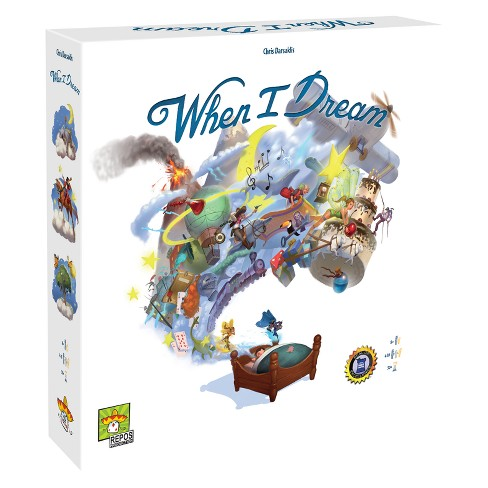 Repos - When I Dream Game - image 1 of 2