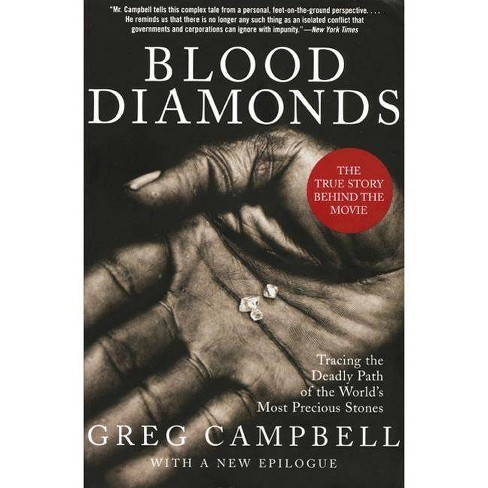 Blood Diamonds - by  Greg Campbell (Paperback) - image 1 of 1
