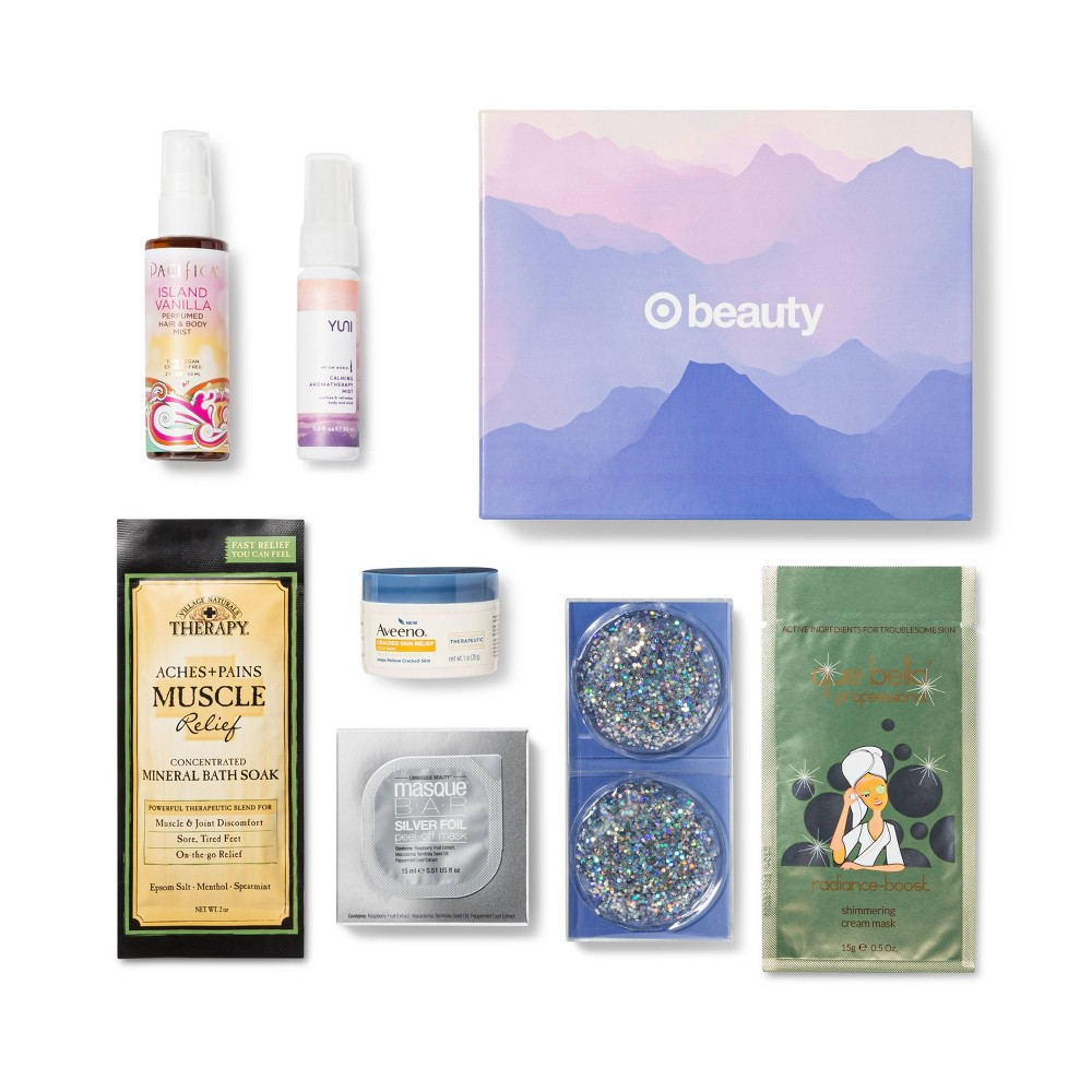 Image of Target Beauty Box - Self-love