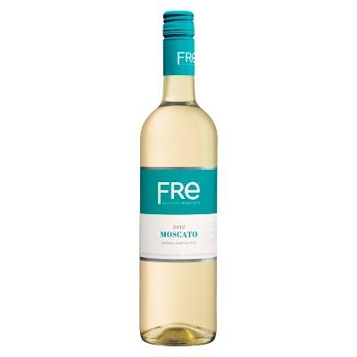 FRE Non-Alcoholic Moscato White Wine - 750ml Bottle