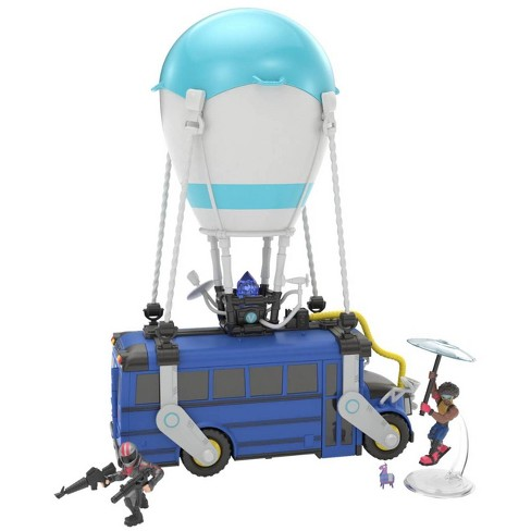 Fortnite Battle Royale Collection Battle Bus Playset - image 1 of 4