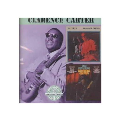 Clarence Carter - Patches/Dynamic Clarence Carter (CD) - image 1 of 1