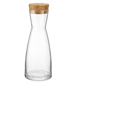 17oz Glass Ypsilon Carafe with Cork Top - Bormioli Rocco