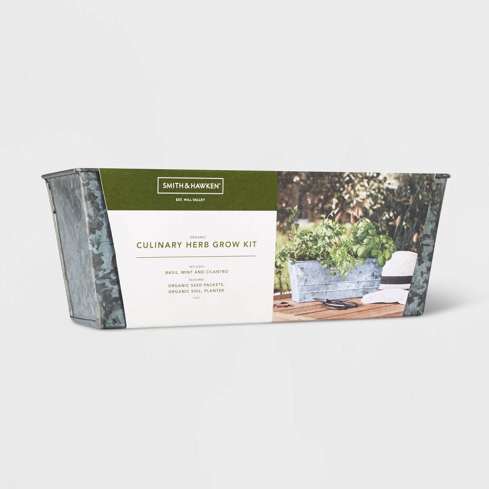12 34 Culinary Herb Garden Grow Kit Smith 38 Hawken 8482